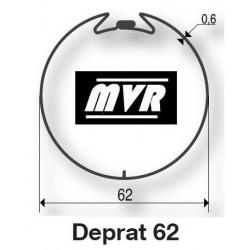 Bagues Deprat 62 moteur Becker R - Moteur volet roulant