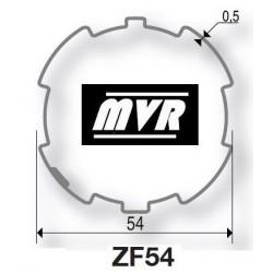 Bagues ZF 54 moteur Becker R - Moteur volet roulant