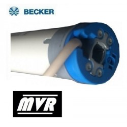 Moteur Becker XL120-MO6 24V - 120 Newtons - Volet roulant Piscine