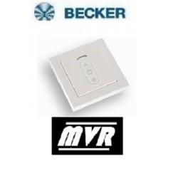 Emetteur Becker EasyControl mural EC411 - Volet roulant