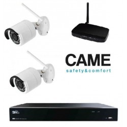 Kit videosurveillance Came IP Wifi 001FR2276CCTV