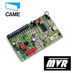 Carte radio embrochable Came 001AF868