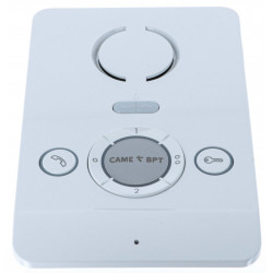 Interphone-portier audio Perla Came 60540010 - Moniteur mains libres