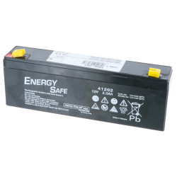 Batterie 12V 2Ah rechargeable Came 846XG-0020