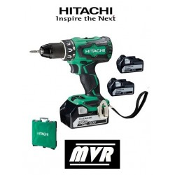 Perceuse visseuse Hitachi 18V - DS18DBSL5AX3 - 5 Ah Li-Ion