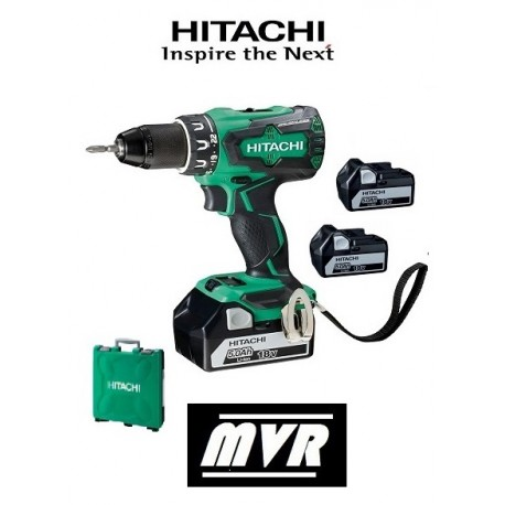 Visseuse hitachi 18v