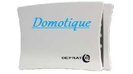 Deprat box domotique