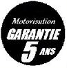 Garantie moteur volet