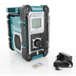 Radio de chantier Makita DMR108 - 7.2 à 18V Li-Ion