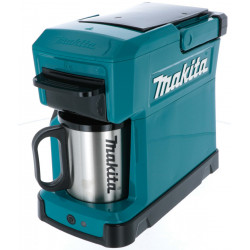 Machine a cafe Makita DCM501Z - 18 V ou 12 V Li-Ion