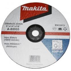 Disque a ebarber Makita A-80955 - 230 mm