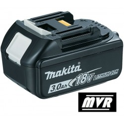 Batterie Makita Makstar BL1830 - Li-Ion 18V/3Ah