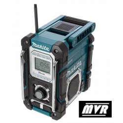Radio de chantier Makita DMR106 - 7.2 à 18V Li-Ion
