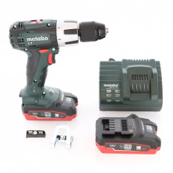 Perceuse visseuse Metabo BS 18 LT