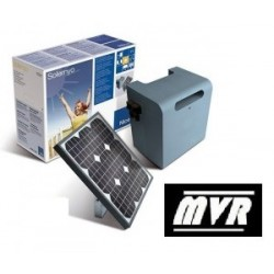 Kit d'alimentation solaire Nice Solemyo
