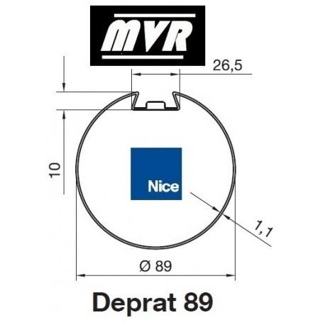 Bagues Deprat 89 moteur Nice Era M - Era MH