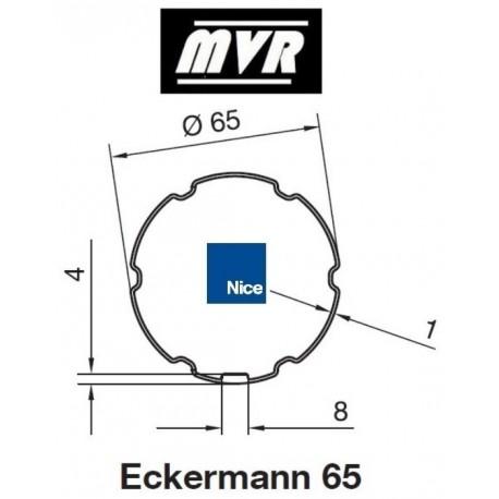 Bagues Eckermann 65 - moteur Nice Era M - Era MH