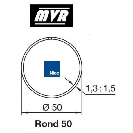 Bague Rond 50 moteur Nice Era M - Era MH - Roue