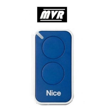 Telecommande Nice Era inti - 2 canaux - Bleu