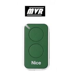 Telecommande Nice Era inti - 2 canaux - vert
