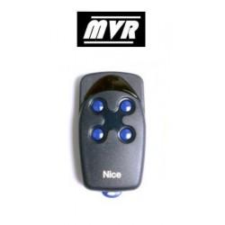 Telecommande Nice FLO4 - 4 canaux - Bleu nice