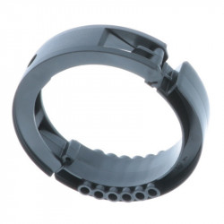 Bague Blocksur tube ZF80 porte de garage