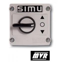 Inverseur Simu à bouton rotatif - instable