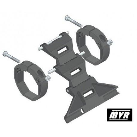 Verrou automatique de sécurité VAS - tube octo 40 - lame 9 mm - Volet roulant