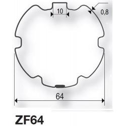 Bagues moteur Profalux ZF64