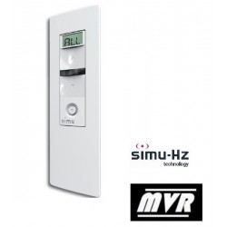 Telecommande Simu Hz 5 canaux