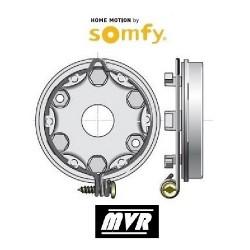 Support moteur Somfy LT60 entraxe 44mm - Volet roulant