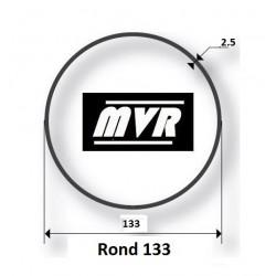 Bagues moteur Somfy LT60 - 133x2.5