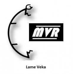 Bagues moteur Somfy LT50 - Roue Lame Veka