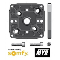 Support moteur Somfy LT50 - LT60 CSI - Multi-entraxes