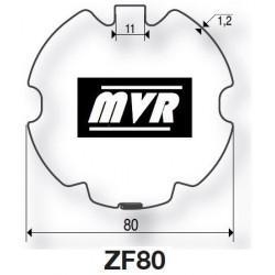 Bagues moteur volet roulant Somfy LT50 - ZF80