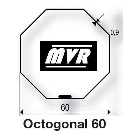 Bagues moteur volet roulant Somfy LT50 - Octogonal 60