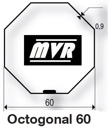 Bagues Moteur Somfy Lt50 Octogonal 60