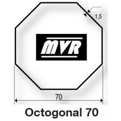 Bagues moteur Somfy LT50 - Octogonal 70