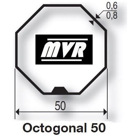 Bagues moteur volet roulant Somfy LT50 - Octogonal 50 Selve