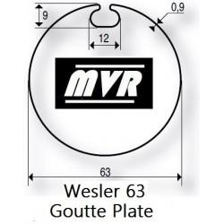 Bagues moteur Somfy LT50 - Welser 63