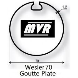 Bagues moteur volet roulant Somfy LT50 - Welser 70