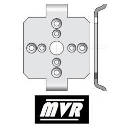 Support moteur Somfy LT50 - LT60 ZF