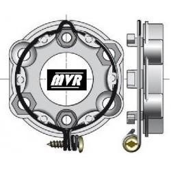 Support moteur Somfy LT50 - LT60 verrouillable