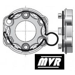Support moteur Somfy LT50 - LT60 boucle volet roulant