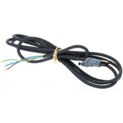 Cable moteur Somfy H05RRF pour moteur radio - 2.5 m