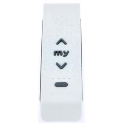 Telecommande Somfy Situo 5 Bi-radio io/rts Pure
