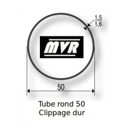 Bagues moteur Somfy LT50 - Rond 50 Clippage dur