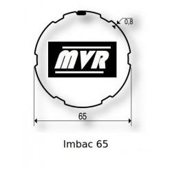 Bagues moteur Somfy LT50 - Imbac 65