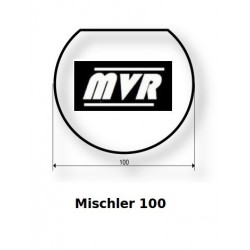 Bagues moteur Somfy LT60 - Mischler 100
