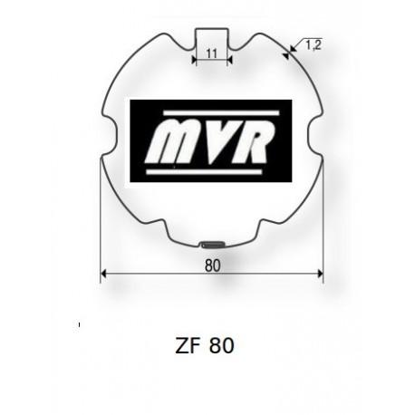 Bagues moteur Somfy LT60 - ZF 80
